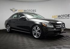 2016_Mercedes-Benz_C-Class_C 300 Sport_ Houston TX