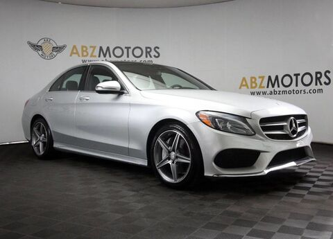 2016 Mercedes-Benz C-Class C 300 Sport Houston TX