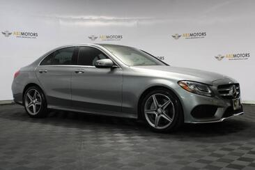 2016_Mercedes-Benz_C-Class_C 300 Sport Pano,Premium Pkg,Multimedia Pkg,Sport Pkg_ Houston TX
