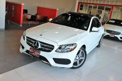 Mercedes-Benz C-Class C 300 Sport Panorama Blind Spot Sports Package Backup Camera Sunroof Springfield NJ
