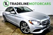 2016 Mercedes-Benz C-Class C 300 Sport REAR VIEW CAMERA, LEATHER, NAVIGATION AND MUCH MORE!!!
