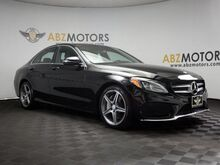 2016_Mercedes-Benz_C-Class_C 300 Sport,Nav,Camera,Blind Spot,Heated Seats_ Houston TX