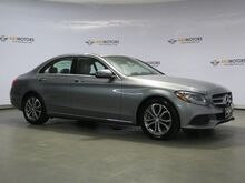 2016_Mercedes-Benz_C-Class_C 300,Rearview Camera,Keyless Go,Memory Seats_ Houston TX