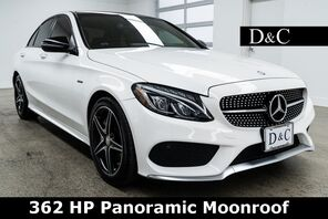 2016_Mercedes-Benz_C-Class_C 450 AMG 4MATIC 362 HP Panoramic Moonroof_ Portland OR