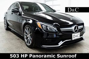 2016_Mercedes-Benz_C-Class_C 63 AMG 503 HP Panoramic Sunroof_ Portland OR