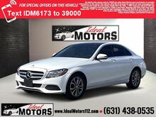 2016_Mercedes-Benz_C-Class_C300 4MATIC Luxury Sedan_ Medford NY