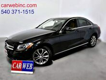 2016_Mercedes-Benz_C-Class_C300 4MATIC Sedan_ Fredricksburg VA