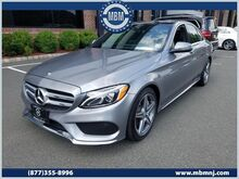 2016_Mercedes-Benz_C-Class_C300 4MATIC® Sedan_ Morristown NJ