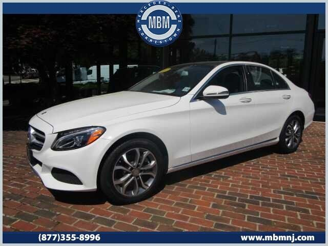 2016 Mercedes-Benz C-Class C300 4MATIC® Sedan Morristown NJ
