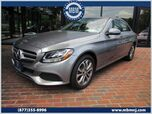 2016 Mercedes-Benz C-Class C300 4MATIC® Sedan