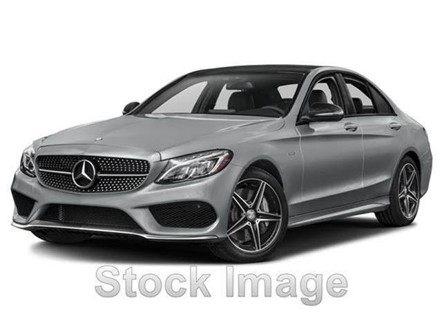 2016 Mercedes-Benz C-Class C450 AMG All-wheel Drive 4MATIC Sedan Salem OR