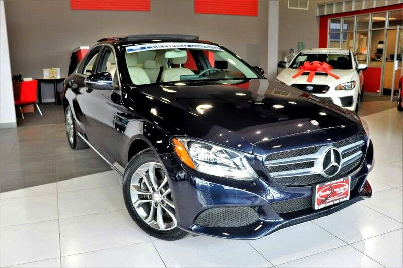 2016 Mercedes-Benz C-Class CARFAX Certified 1 Owner - No Accidents - Fully Serviced - QUALITY CERTIFIED up to 10 YEARS 100,000 MILE WARRANTY Springfield NJ