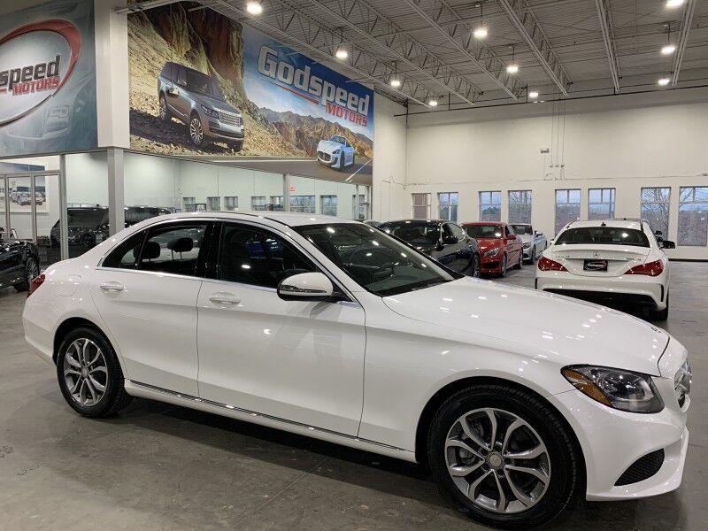 2016_Mercedes-Benz_C300_41k MSRP_ Charlotte NC