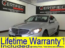 2016_Mercedes-Benz_C300_4MATIC LUXURY NAVIGATION PANORAMIC ROOF BLIND SPOT ASSIST REAR CAMERA HEATE_ Carrollton TX