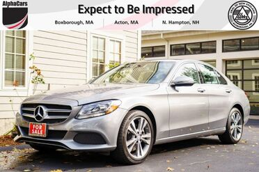 2016_Mercedes-Benz_C300_4Matic_ Boxborough MA