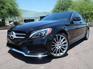 2016_Mercedes-Benz_C300 4Matic_Sport Sedan_ Scottsdale AZ