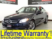 Mercedes-Benz C300 COLLISION PREVENTION ASSIST ATTENTION ASSIST NAVIGATION KEYLESS GO 2016