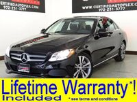 Mercedes-Benz C300 PREMIUM 1 PKG BLIND SPOT ASSIST KEYLESS GO NAVIGATION LEATHER HEATED SEATS 2016