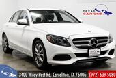 2016 Mercedes-Benz C300 SPORT NAVIGATION LEATHER REAR CAMERA BLUETOOTH PADDLE SHIFTERS