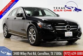 2016_Mercedes-Benz_C300_SPORT NAVIGATION PANORAMA LEATHER REAR CAMERA BLUETOOTH_ Carrollton TX