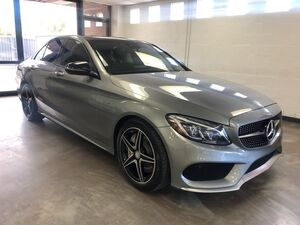 2016_Mercedes-Benz_C450_AMG 4Matic_ Scottsdale AZ