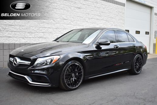 2016 Mercedes-Benz C63 AMG Willow Grove PA