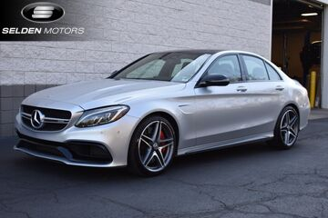2016_Mercedes-Benz_C63 S_AMG_ Willow Grove PA