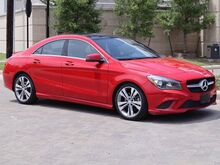 2016_Mercedes-Benz_CLA_250 4MATIC® COUPE_ Houston TX