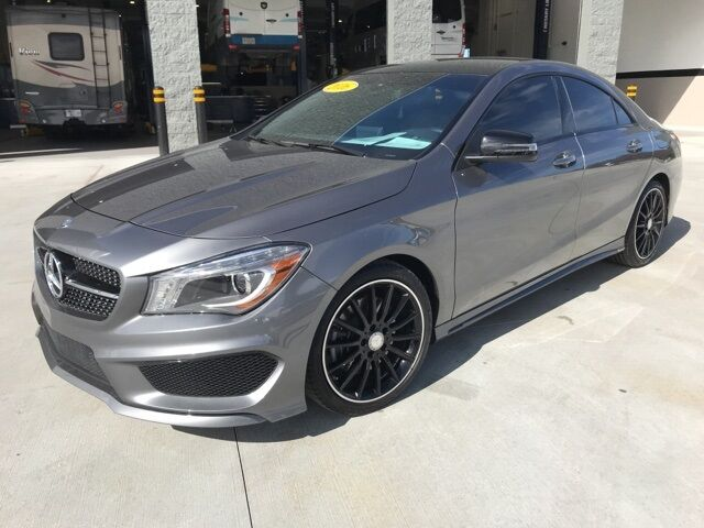 2016 Mercedes-Benz CLA 250 4MATIC® COUPE Indianapolis IN