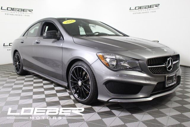 2016 Mercedes-Benz CLA 250 4MATIC® COUPE Chicago IL