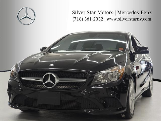2016 Mercedes-Benz CLA 250 4MATIC® COUPE Long Island City NY