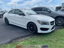 2016_Mercedes-Benz_CLA_250 4MATIC® COUPE_ Marion IL