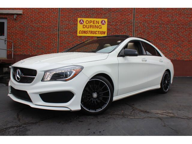 2016 Mercedes-Benz CLA 250 4MATIC® COUPE Kansas City KS