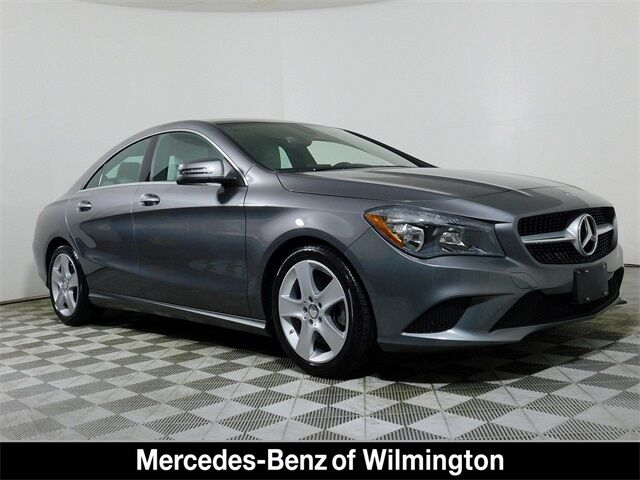 2016 Mercedes-Benz CLA 250 4MATIC® COUPE Wilmington DE