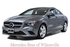 2016_Mercedes-Benz_CLA_250 4MATIC® COUPE_ Portland OR
