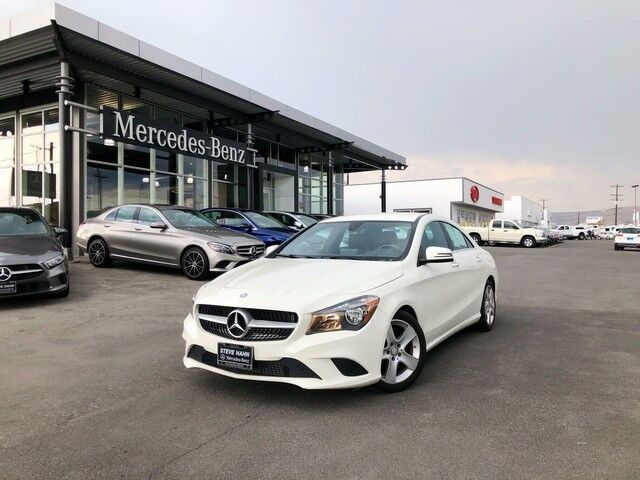 2016 Mercedes-Benz CLA 250 4MATIC® COUPE Yakima WA