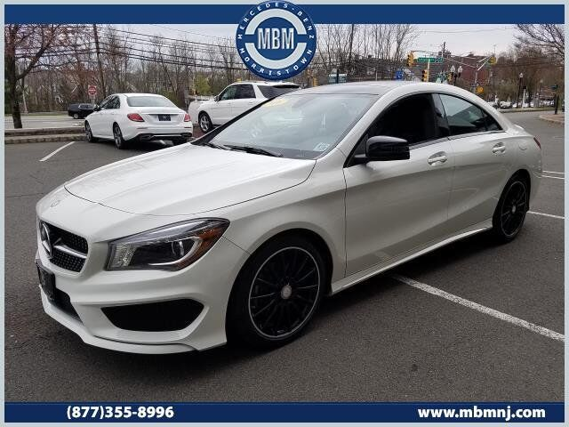 2016 Mercedes-Benz CLA 250 4MATIC® Coupe Morristown NJ