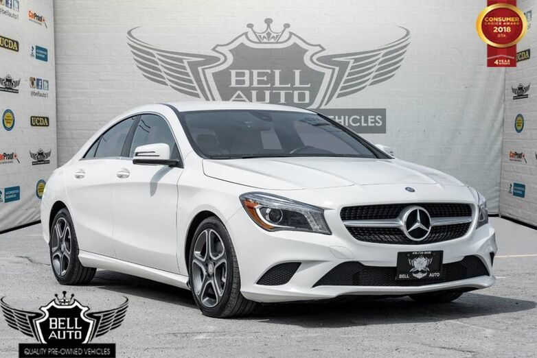 2016 Mercedes-Benz CLA 250 4MATIC SPORT NAVIGATION LEATHER INTERIOR BLUETOOTH Toronto ON