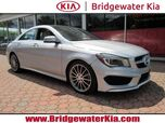 2016 Mercedes-Benz CLA 250 4MATIC, Sport Package, Premium Package, Rear-View Camera, Blind Spot Assist, Harman Kardon Surround Sound, Heated Leather Seats, Panorama Sunroof, 18-Inch AMG Alloy Wheels,