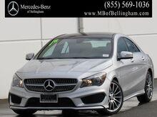 2016_Mercedes-Benz_CLA_250 4MATIC® COUPE_ Bellingham WA