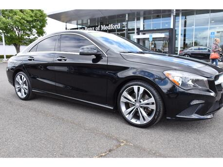 2016_Mercedes-Benz_CLA_250 4MATIC® COUPE_ Medford OR