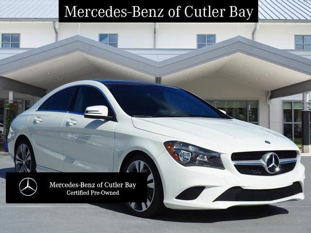 2016 Mercedes-Benz CLA 250 COUPE Cutler Bay FL