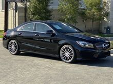 2016_Mercedes-Benz_CLA_250 COUPE_ Houston TX