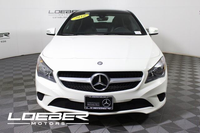 2016 Mercedes-Benz CLA 250 COUPE Chicago IL