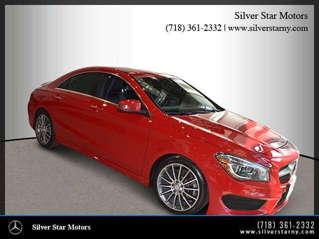 2016 Mercedes-Benz CLA 250 COUPE Long Island City NY