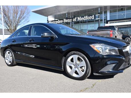 2016_Mercedes-Benz_CLA_250 COUPE_ Medford OR