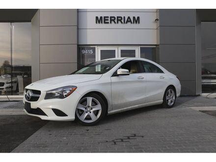 2016_Mercedes-Benz_CLA_250 COUPE_ Merriam KS