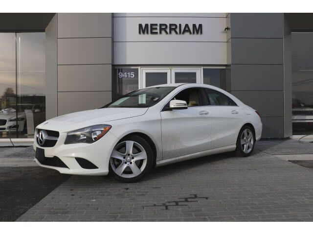 2016 Mercedes-Benz CLA 250 COUPE Merriam KS