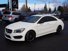 2016_Mercedes-Benz_CLA_250 COUPE_ Salem OR