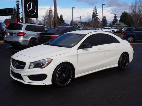 2016 Mercedes-Benz CLA 250 COUPE Salem OR